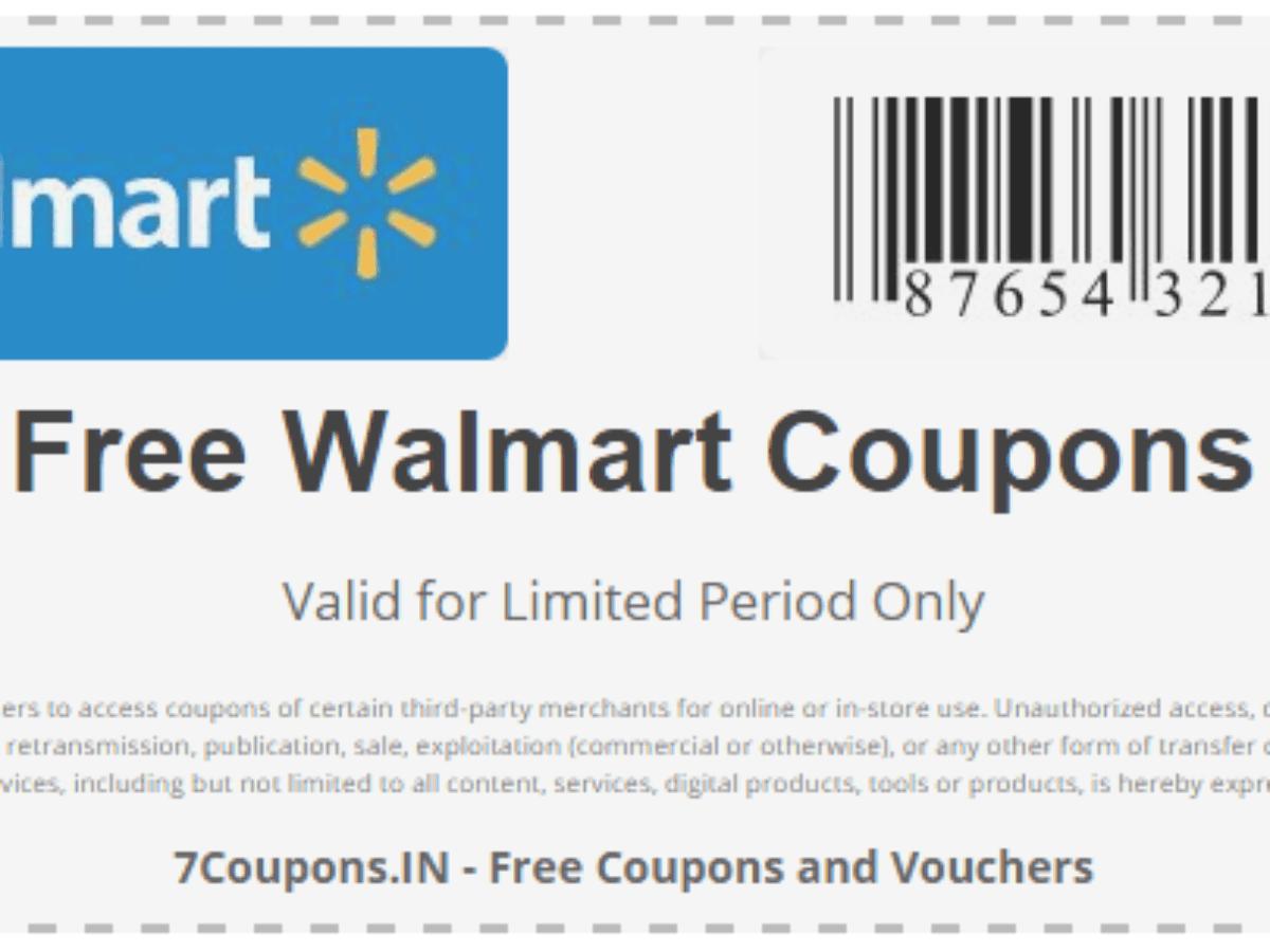 Walmart Coupons Promo Codes Cash Back April 2019 Hi Tech