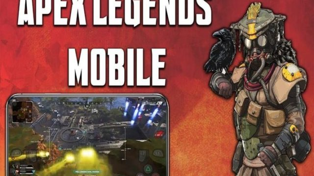 Can you Play Apex legends on Mobile