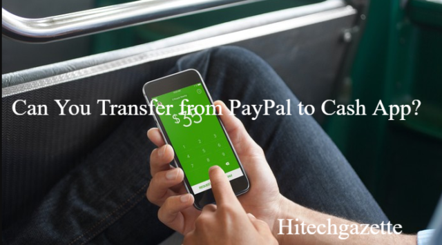 Is it Possible to transfer money from PayPal to cash app wallet?
