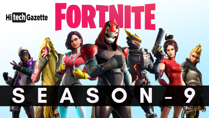 fortnite season 9