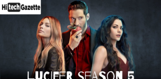 lucifer season 5