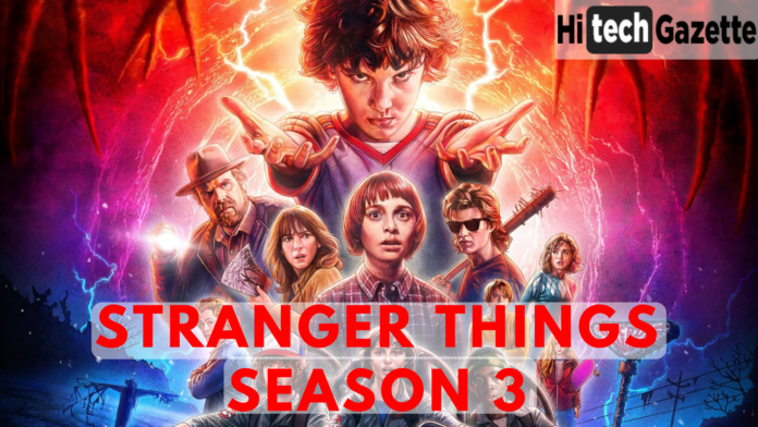 stranger things season 3