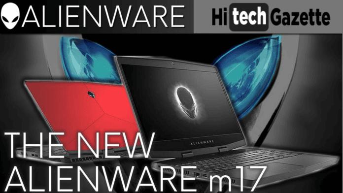 Alienware M17