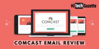 comcast email app