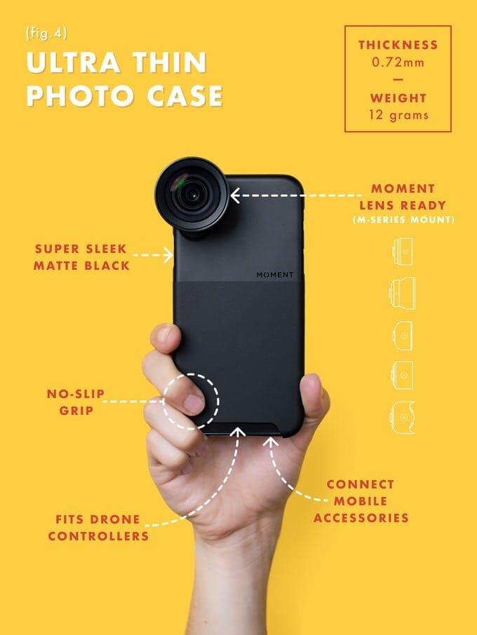 Ultra Thin photo case