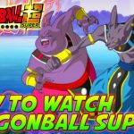 watch Dragon Ball Super