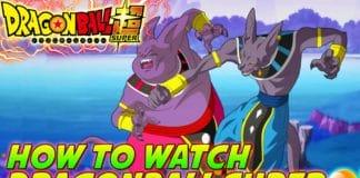 watch Dragon Ball Super