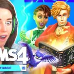 Sims 4 Realm of Magic