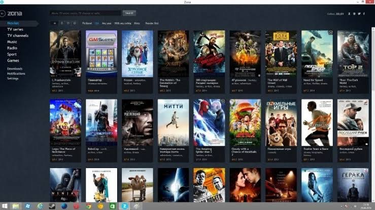 popcorn time alternative