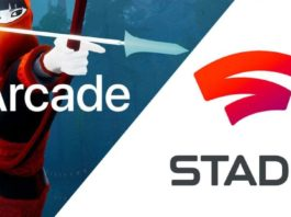 Apple Arcade vs Google Stadia