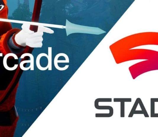 Apple Arcade vs Google Stadia