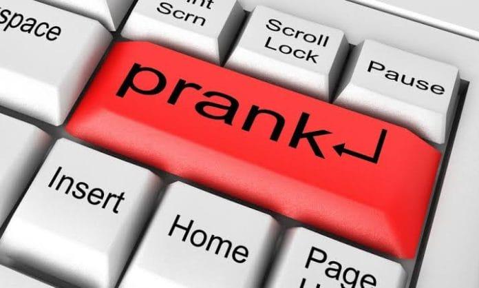 Prank Website