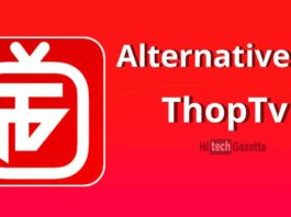 Alternatives of ThopTv