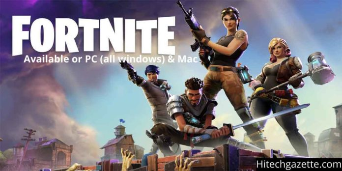 Fortnite installer PC