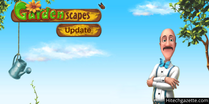 Gardenscapes Latest update