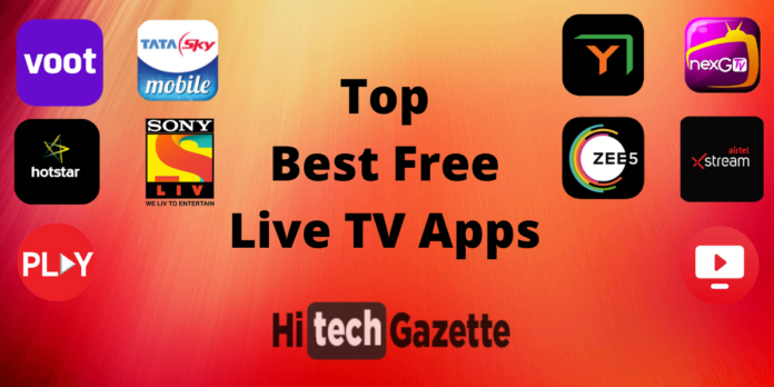 Live TV Apps
