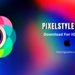 Pixelstyle photo editing app