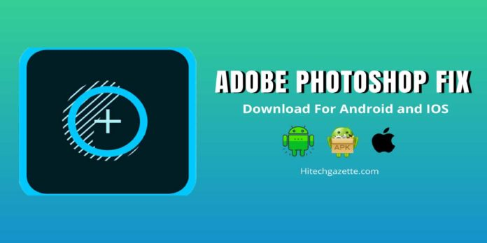 Adobe Photoshop Fix