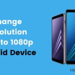 change resolution 720p to 1080p