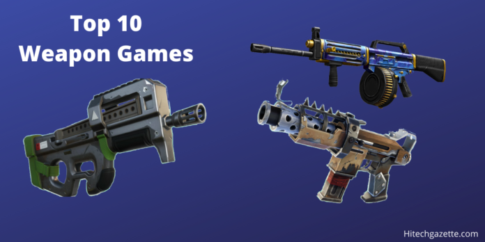 Weapon Games