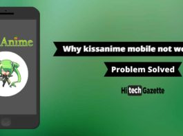 kissanime mobile not working
