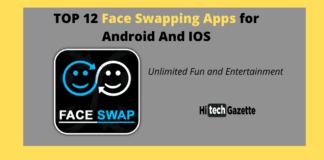 Best face swap apps