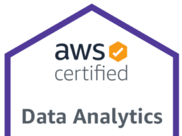 AWS Data Analytics Speciality