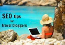 SEO factors for Travel Blogger