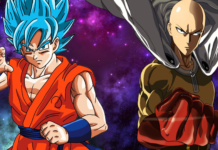 Goku vs Saitama