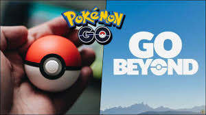 Pokemon go beyond