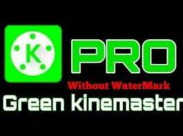Kinemaster Green