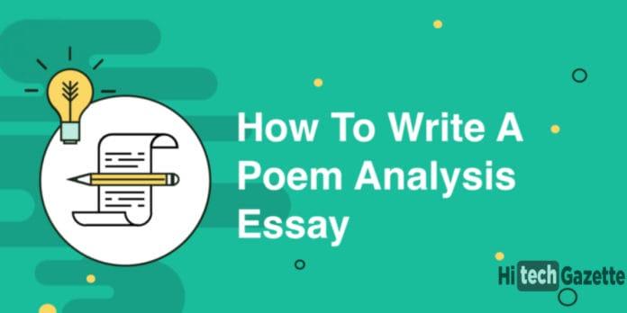 Poem-analysis-essay