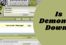 demonoid not working